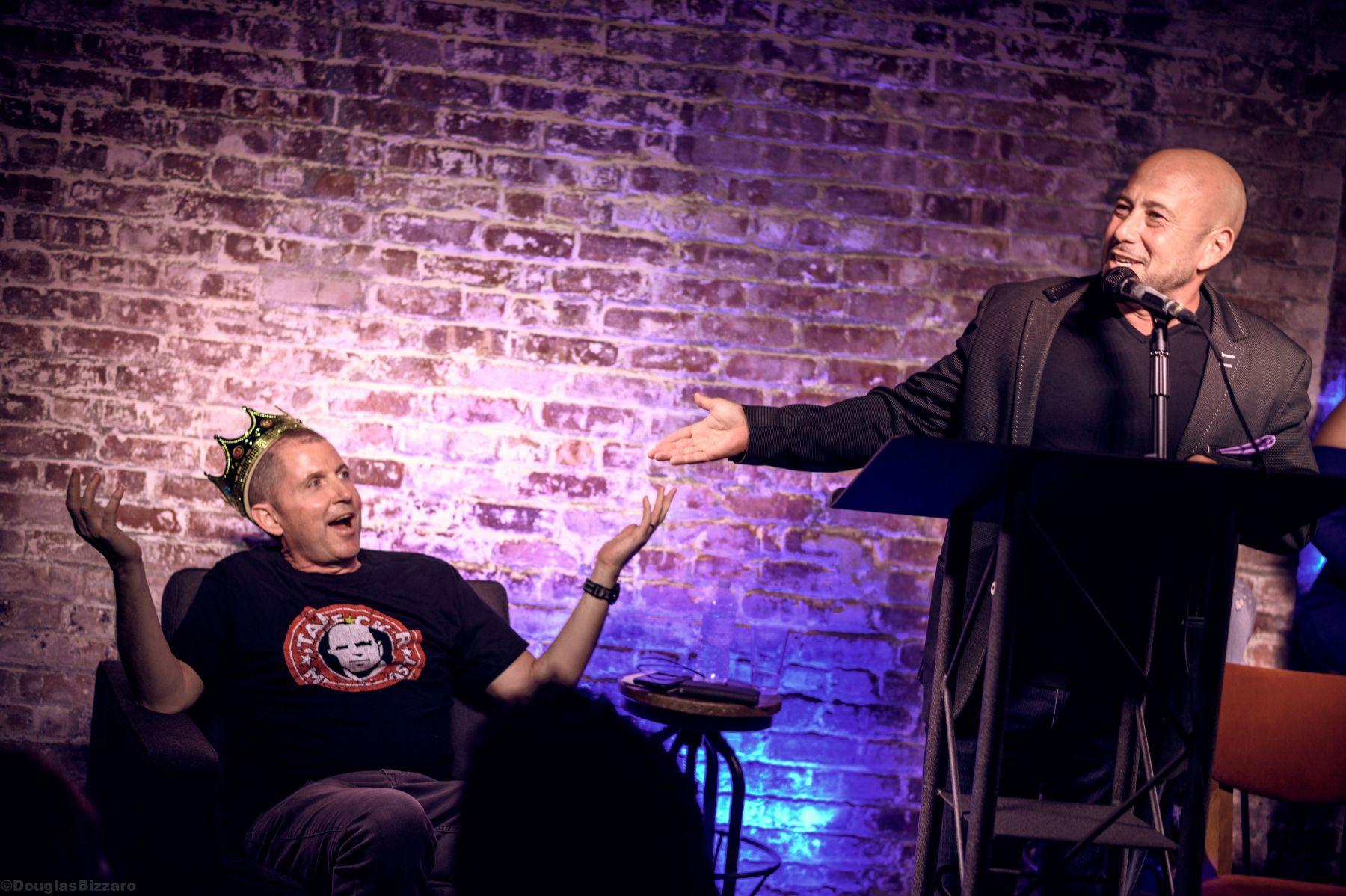 Kevin Brennan & Aaron Berg